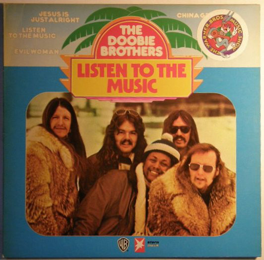 Photo of Music – 1979 – The Doobie Brothers Live On Sound Stage – Listen To The Music