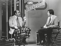 Photo of NCAAM Basketball – 1985 – ESPN Special – Dick Vitale + Bob Ley Host Selection Sunday