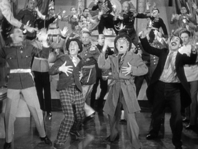 Photo of Movie – 1933 – Classic Special – Duck Soup – Starring The Marx Brothers