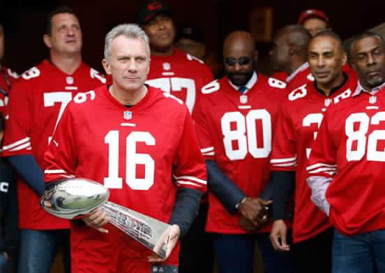 Photo of NFL – 1980s – Special – When San Francisco Struck Gold – Story Of Joe Montana