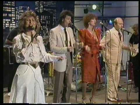 Photo of Music – 1983 – Manhattan Transfer Live In Concert