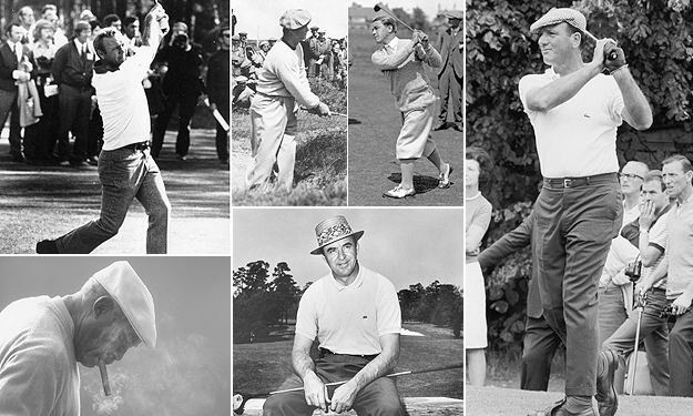 Photo of Golf – 1978 To 1982 – Liberty Mutual Legends Of Golf – Highlights From 1st Five Years