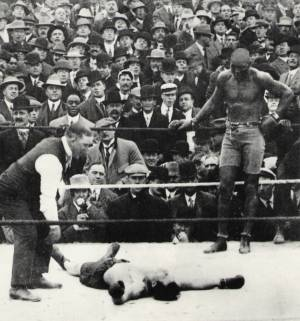 Photo of Boxing – 1908 To 1915 – HBO Special – Boxings Best – Jack Johnson