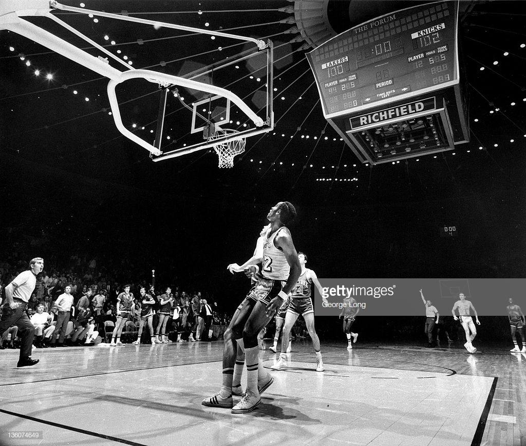 Photo of NBA – 1970 – The Greatest Shot In NBA Finals History – Lakers Jerry West 63 Ft Final Buzzer Shot