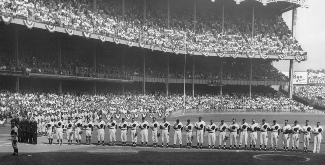 Photo of MLB – 1869 To 1969 – HBO Special Feature – The History Of The World Series – With Barry Tompkins