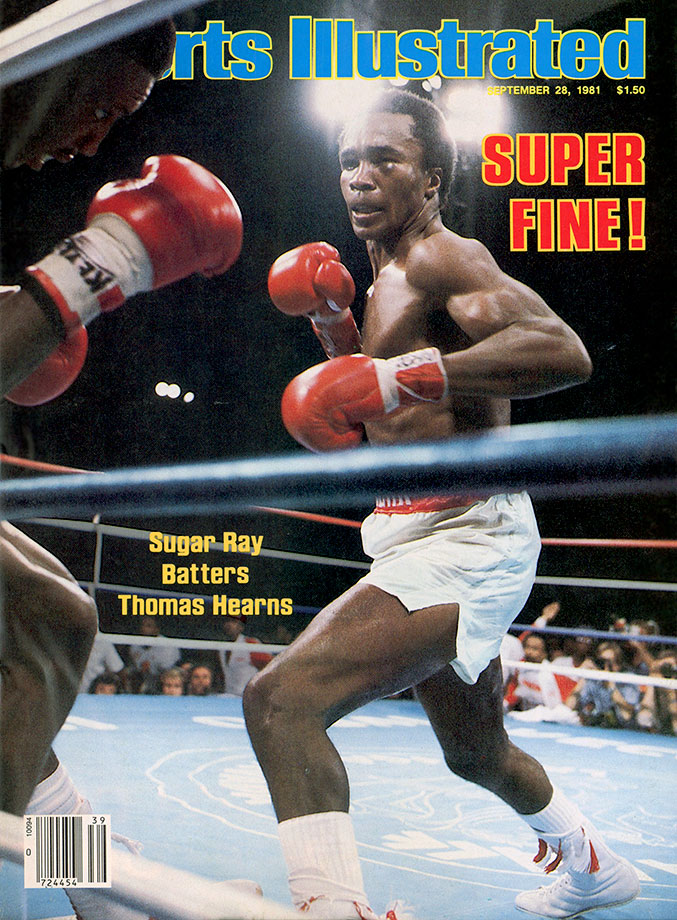 Photo of Special – 1981 – Sports Illustrated Sportsman Of Year Sugar Ray Leonard + Years Highlights In Sports
