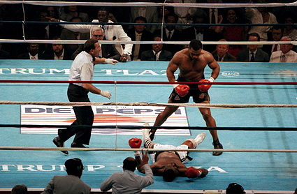 Photo of Boxing – 1988 – HBO Larry Merchant Studio Review Of Mike Tyson Vs Michael Spinks Heavywt Title Fight