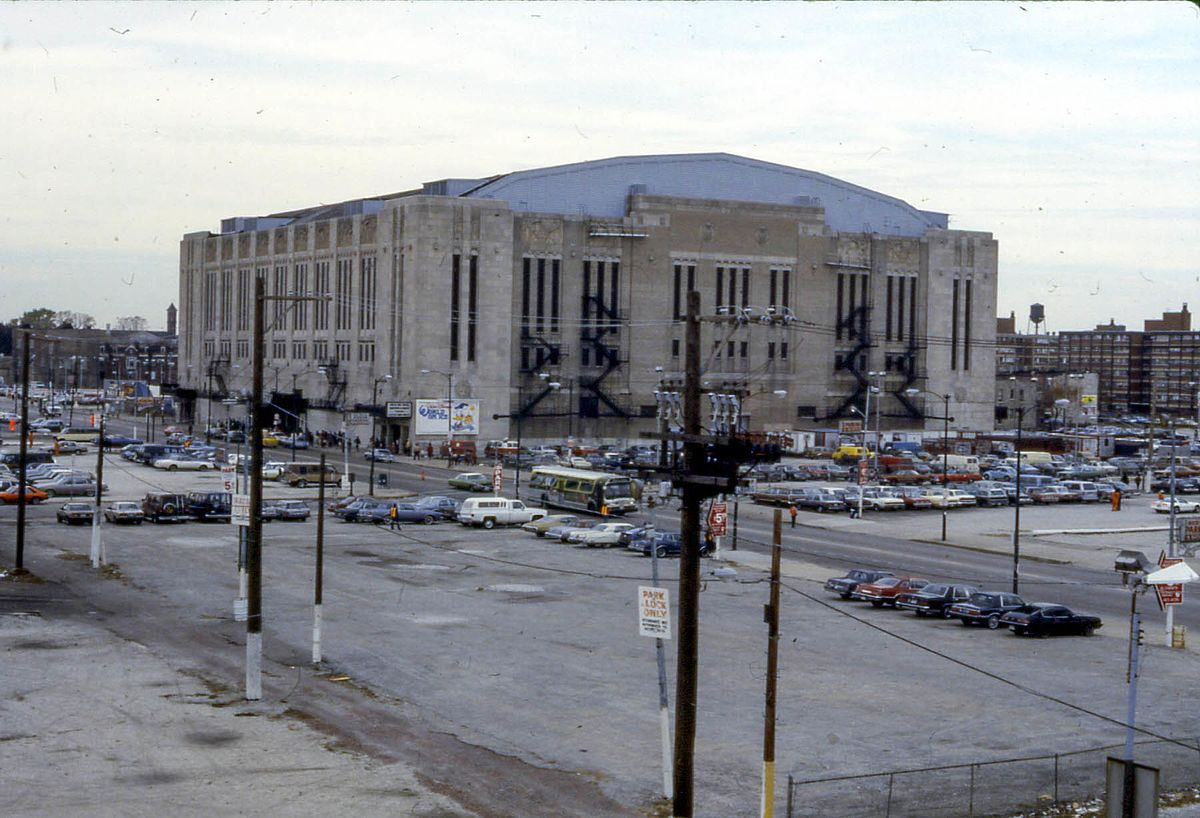 Photo of NBA – 1988 – CBS Sports All Star Game PreGame Special – The Proud History Of Chicago Stadium – With Pat OBrien