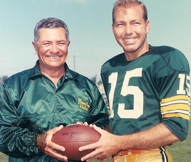 Photo of NFL – 1956 To 1971 – NFL Films – The Men Who Played The Game – Green Bay Packers QB Bart Starr