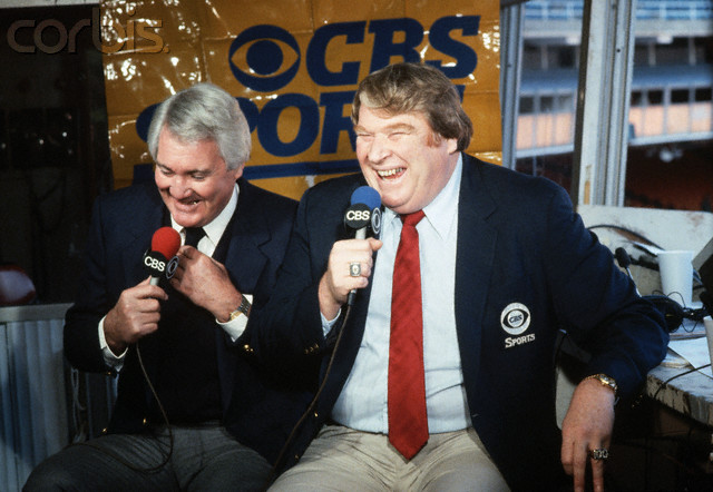 Photo of NFL – 1988 – CBS Sports Special – All Madden Team Coach + Future Prospects With Pat Summerall + John Madden