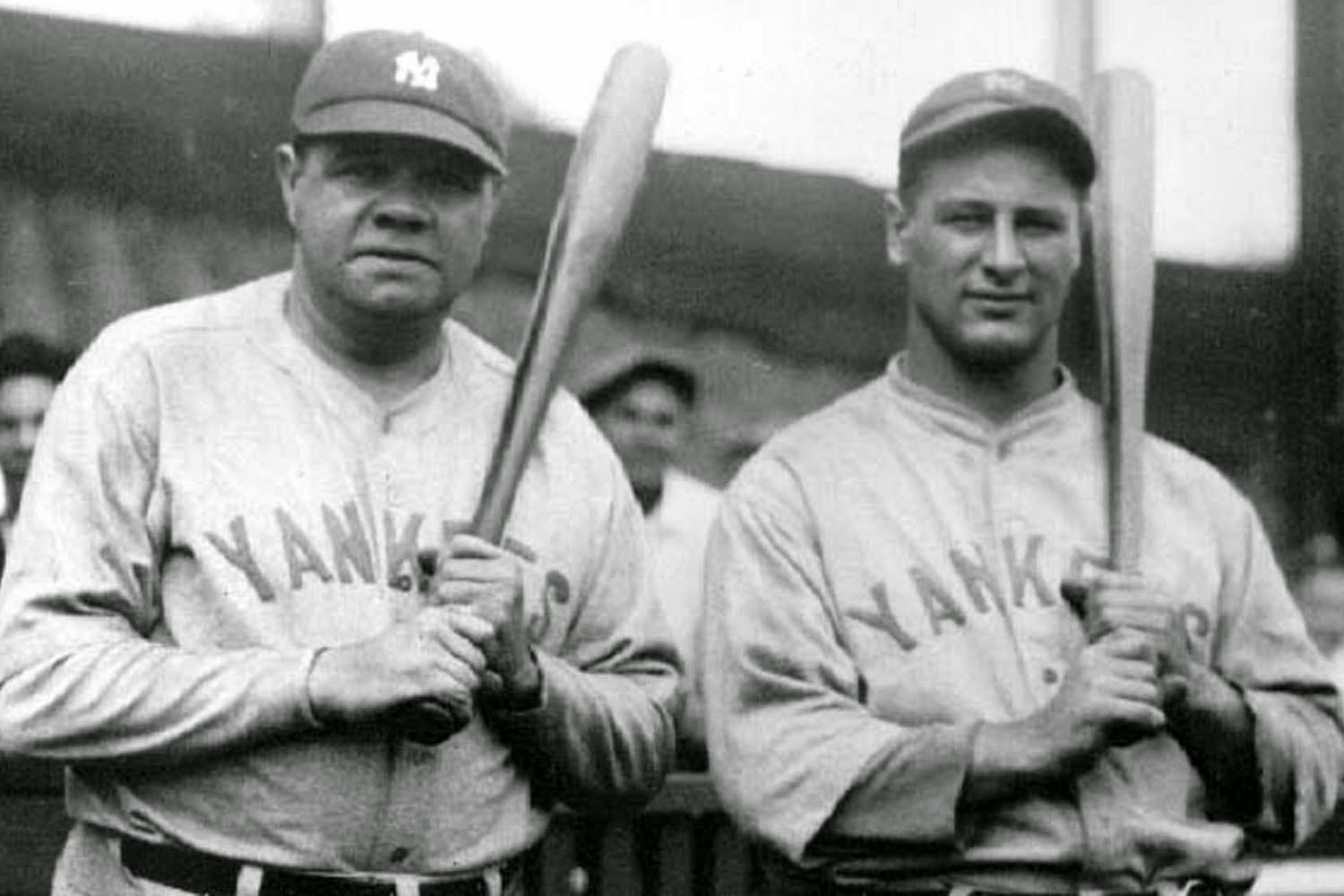Photo of MLB – 1930s – Baseballs Greatest Hits – Yankees Babe Ruth Swan Song + Lou Gehrig  Retirement Speech