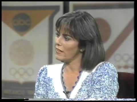 Photo of Olympics – 1984 – L A Games Special – Kathleen Sullivan Explores The $$$ Value Of Medals Won
