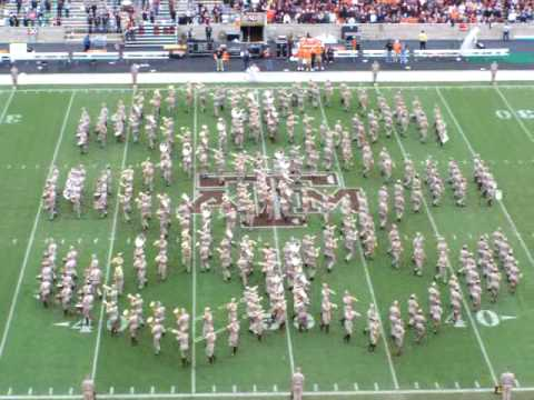 Photo of NCAA Football – 1986 – CBS Sports 50th Cotton Bowl Classic Halftime – The Fightin Texas Aggie Band