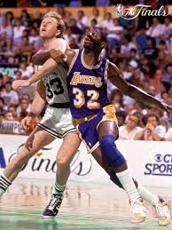 Photo of TV Ads – 1986 – Hewlett Packard Computers + NBA Greats Larry Bird + Magic Johnson For Converse Shoes