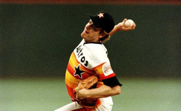 Photo of MLB – 1987 – CBSs Tim Ryan Tell The Story Of The Split Finger Fastball And Astros P Mike Scott