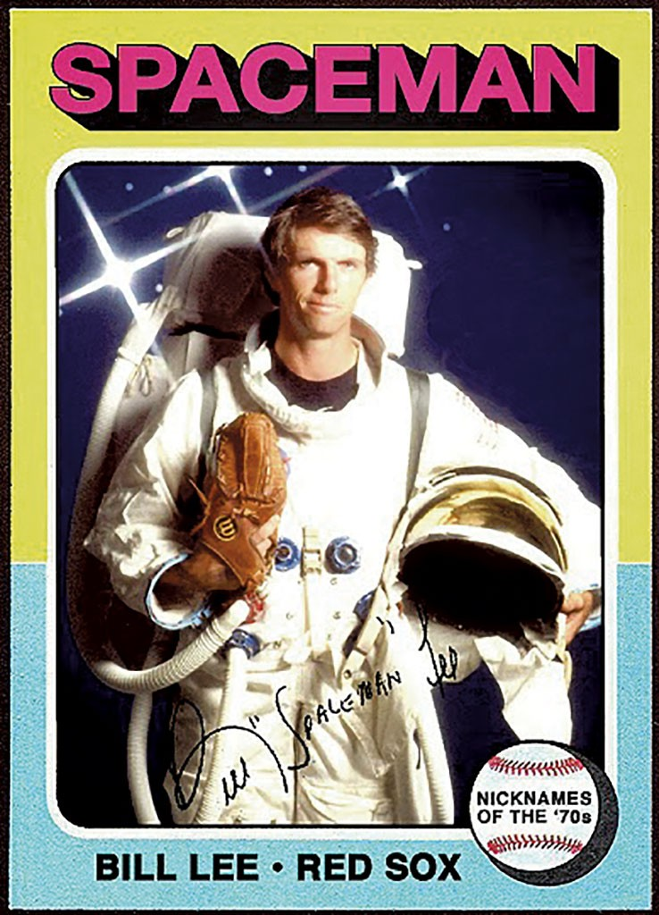 Photo of MLB – 1969 To 1982 – Strohs Circle Of Sports – The Story Of MLB P Bill Spaceman Lee