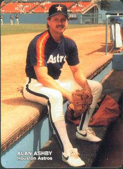 Photo of MLB – 1986 – Keith Jackson Interview With Astros C Alan Ashby After Their NLCS Game 4 Win Over Mets