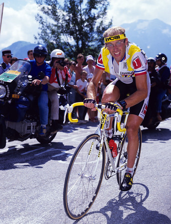 Photo of Cycling – 1983 – SportsCenter With Bob Ley – Highlights Of Tour De France With Winner Laurent Fignon
