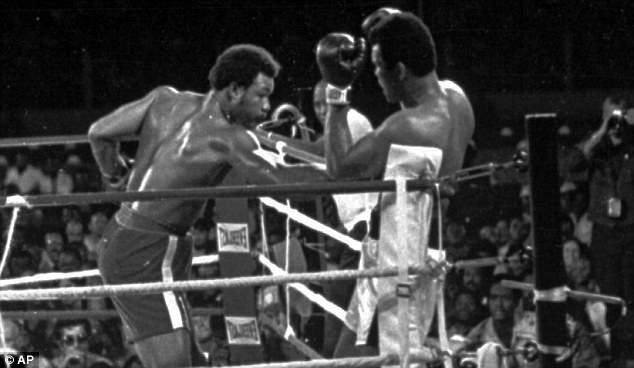 Photo of Boxing – 1974 – Rumble In The Jungle Revisited – Archie Moore Tells How Ali Applied The Rope A Dope