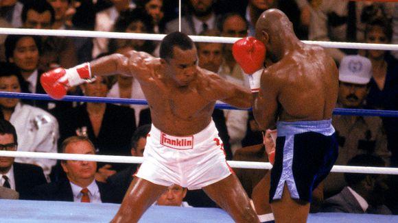 Photo of Boxing – 1987 – Larry Merchant Claims Judge Joe Guerra Saw A Fight Nobody Else Saw Leonard Vs Hagler