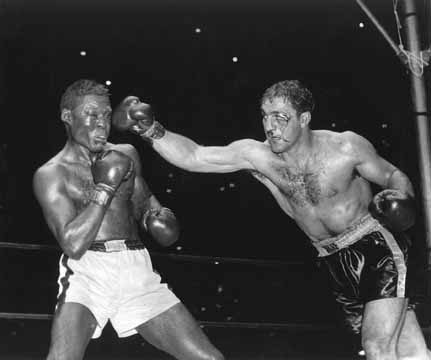 Photo of Boxing – 1954   Highlights – World Heavyweight Championship Fight – Ezzard Charles Vs Rocky Marciano
