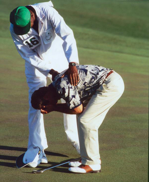 Photo of Golf – 1984 – Special – Career Profile Of Ben Crenshaw + His Battle With Tom Kite At 1984  Masters