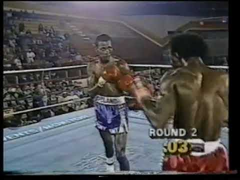 Photo of Boxing – 1985 – Jim Lampley + Alex Wallau Interview + Highlights Of Mark Breland Vs Darryl Anthony