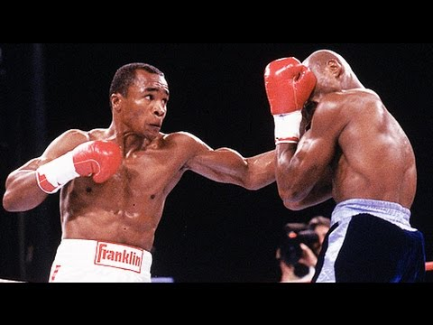 Photo of Boxing – 1986 – Alex Wallau Interviews Sugar Ray Leonard On Comeback From Eye Surgery To Fite Hagler