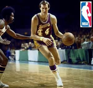 Photo of NBA – 1988 – Pat OBrien InGame Interview Lakers GM Jerry West During Game 7 NBA Finals Vs Pistons