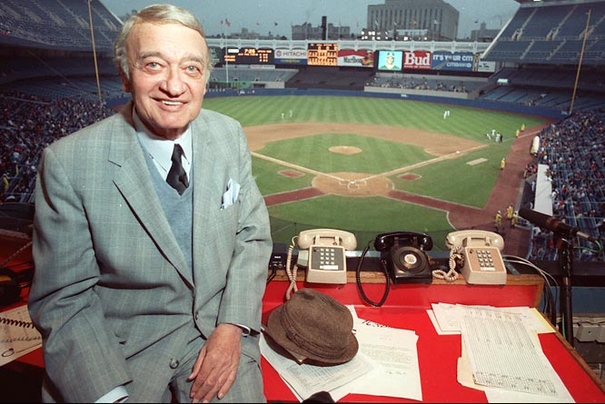 Photo of MLB – 1985 – Mel Allen Does MLBs 1st Rap Music – On This Week In Baseball – With Baseball Dreams