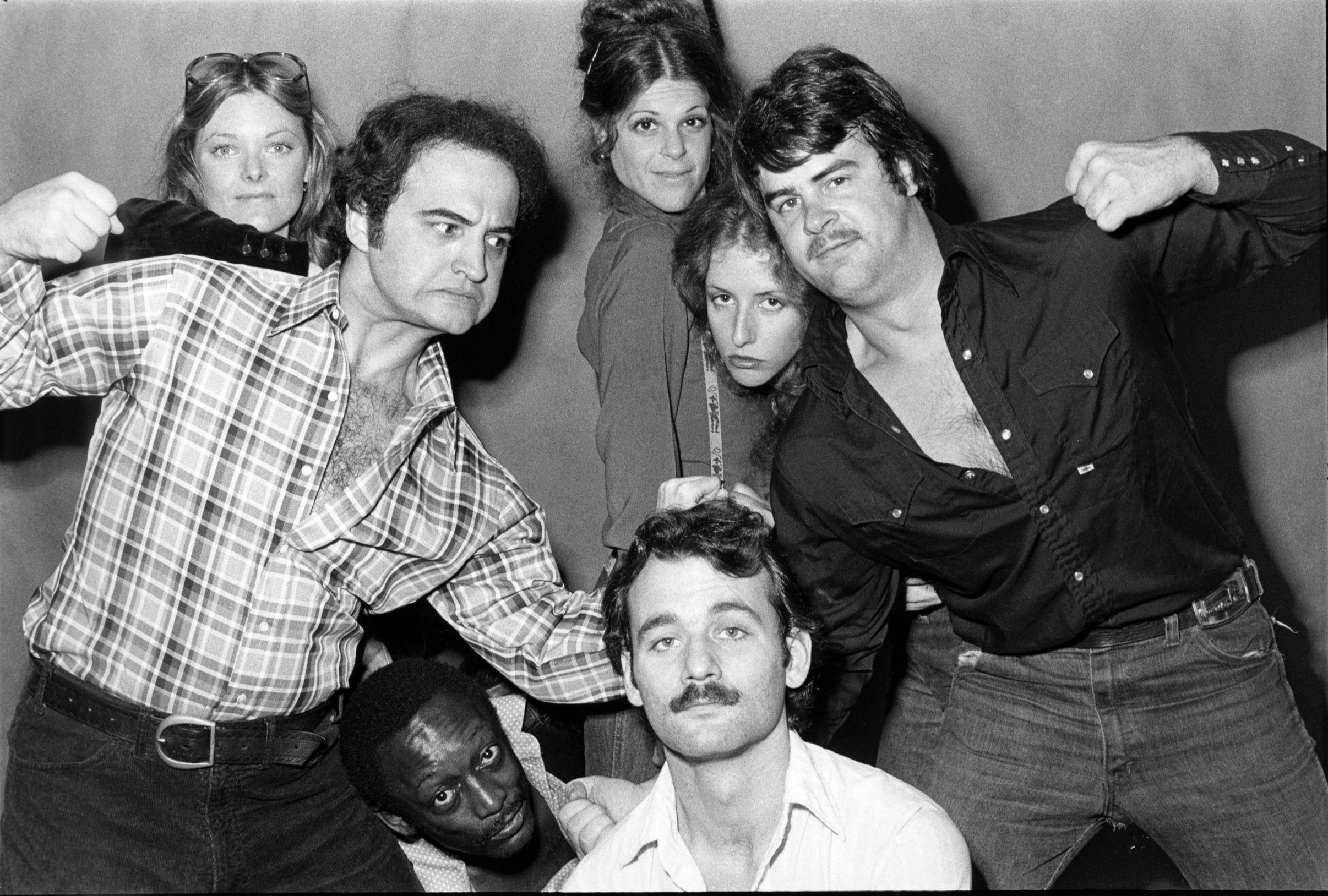 Photo of Comedy – 1981 – How To Test Marijuana For Paraquat – With Dan Akroyd + Garrett Morris