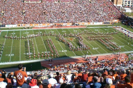Photo of Music – 1983 – The Showband Of The Southwest – University Of Texas Marching Band   Halftime Show