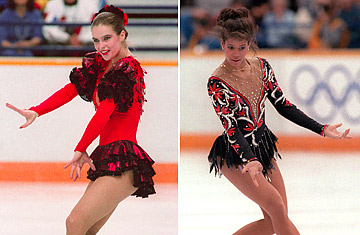 Photo of Figure Skating – 1986 – Anne Butler Takes Journey Through Time With Highlights Of USA Debbie Thomas