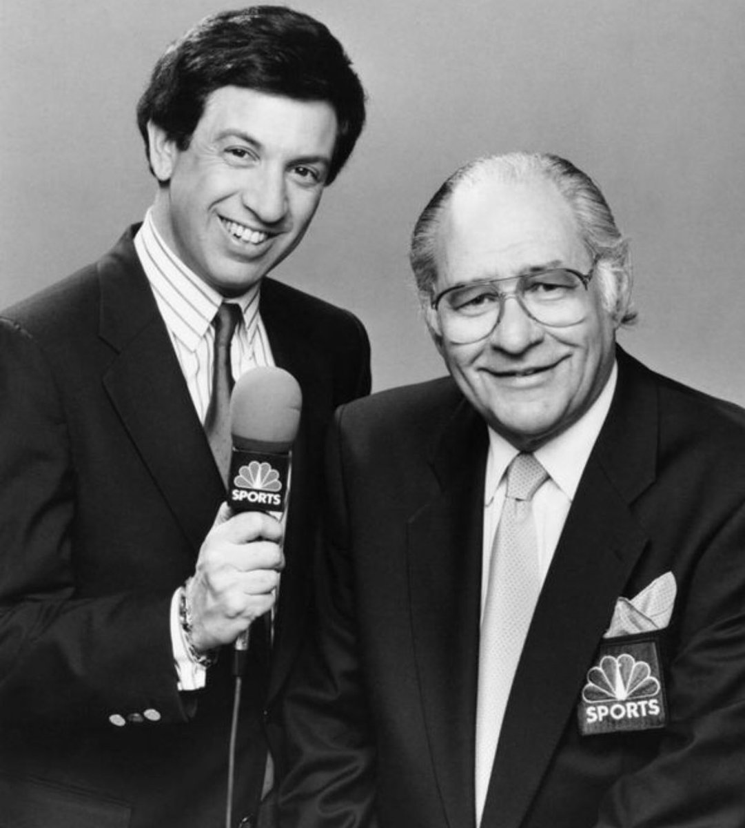 Photo of Boxing – 1985 – Marv Albert + Dr Pacheco Highlight The Humor In Boxing As Everybody Has A Dream