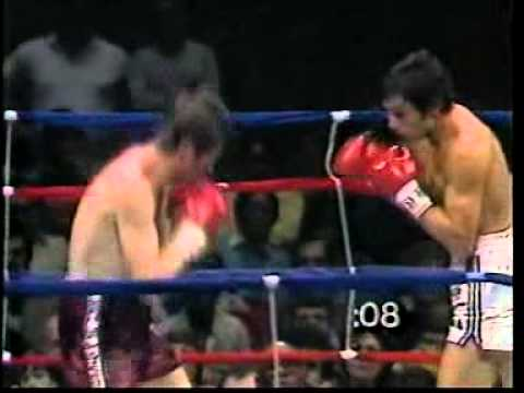 Photo of Boxing – 1985 – Tim Ryan Interview With Gene Hatcher After Super Lightwt Title Loss To Sacco