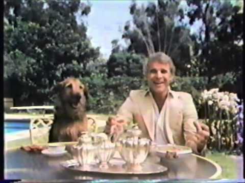 Photo of Comedy – 1986 – Steve Martin As Emperor Rudolf And Flippy + Judge Of Tennis Court Et Al