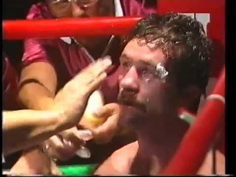 Photo of Boxing – 1985 – Tim Ryan PreFight Show – WBA Super Ltwt Title Fight – Ubaldo Sacco Vs Gene Hatcher