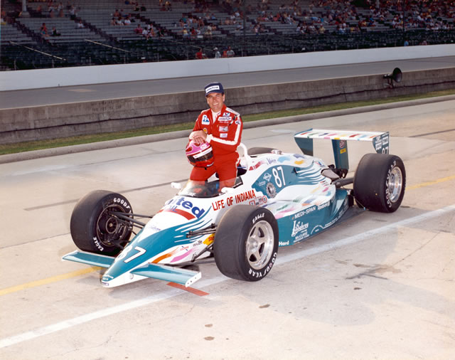 Photo of Auto Racing – 1987 – Indy 500 Special – The Story Of # 87 Steve Chassey As Told By His 8 Yr Old Son Blaine