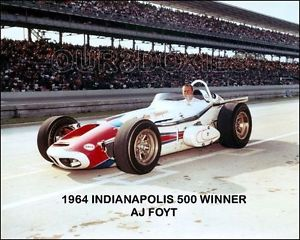 Photo of Auto Racing – 1987 – Indy 500 Special – Jack Arute Profiles The Life And Career Of Driver A J Foyt