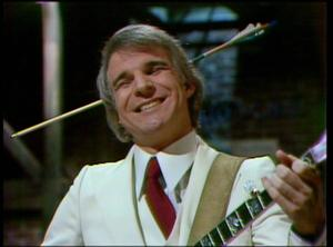 Photo of Comedy – 1978 – Steve Martin Skits – Buying A Used Car + Strangers At The Door