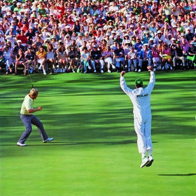 Photo of Golf – 1987 – Special – CBSs Pat Summerall Remembers The 1986 Masters + Jack Nicklaus Masters Career