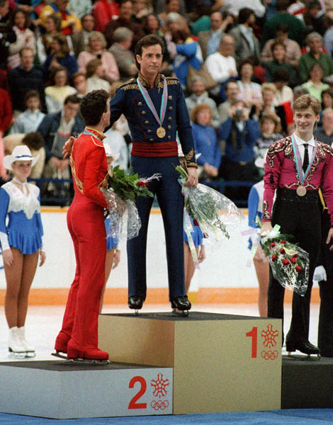 Photo of Figure Skating – 1988 – Special – The Childhood Dream That Came True – Profile Of USA Brian Boitano