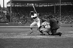 Photo of MLB – 1961 To 1983 –  NBCs Bob Costas – Tribute To The Career Of Boston Red Sox OF Carl Yazstremski