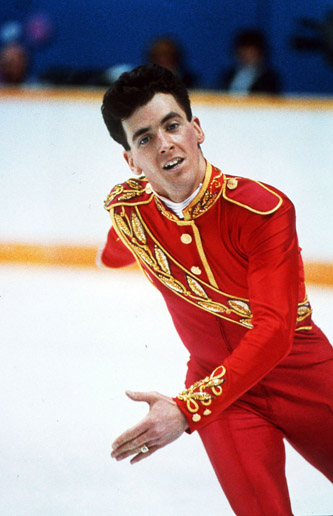 Photo of Figure Skating – 1988 – World Championships Mens Free Skate Finals – CAN Brian Orser