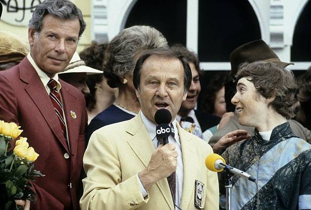 Photo of Horse Racing – 1987 – Jim McKay Intro To The Preakness – Al Michaels + Dave Johnson Set The Field