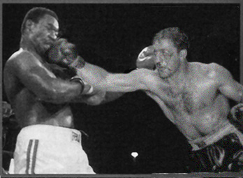 Photo of Boxing – 1986 – HBOs Larry Merchant Covers Interview Of Larry Holmes On His View Of Rocky Marciano