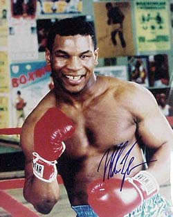 Photo of Boxing – 1985 – HBO Special – The Selling Of A Champion – An Inside Look At 19 Year Old Mike Tyson