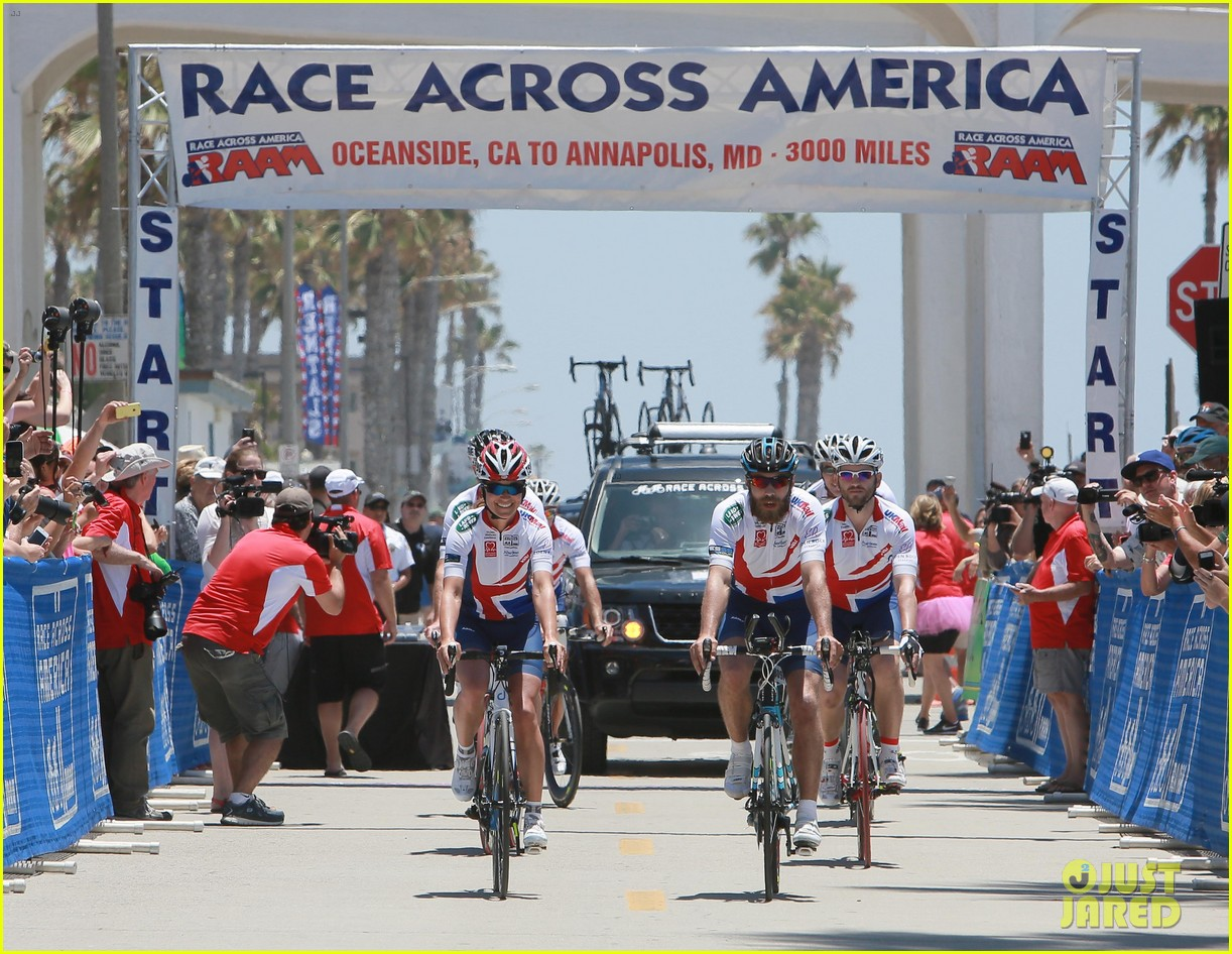 Photo of Cycling & Distance Running – 1984 – Special – Highlights Of Race Across America +Distance Running In 1984