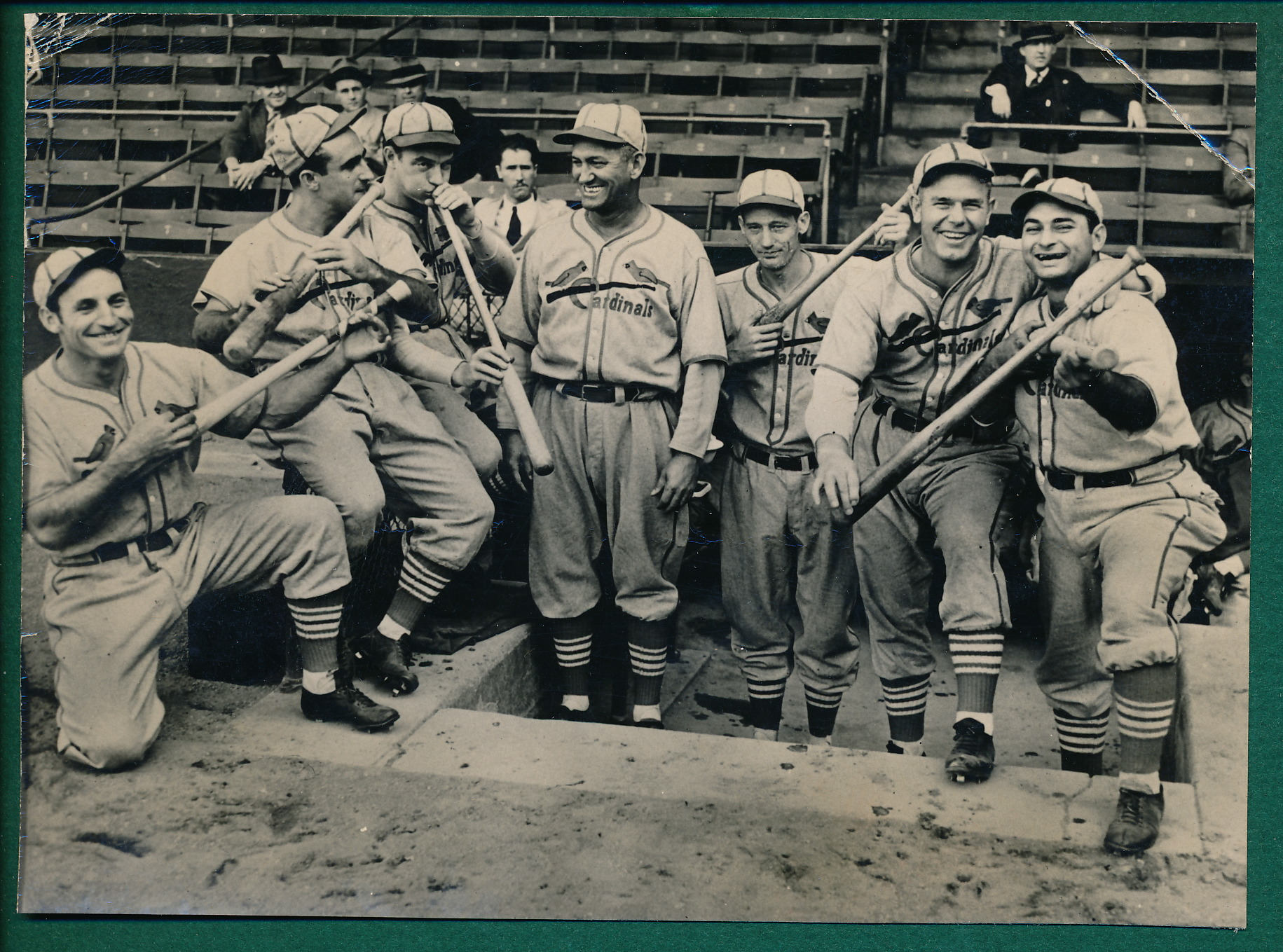 Photo of MLB – 1934 – ESPN Baseballs Greatest Hits Special Feature – The St Louis Cardinals Gas House Gang