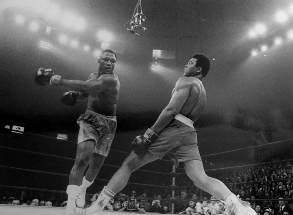 Photo of Boxing – 1964 To 1986 – Special – The Elegance + Eloquence Of Jim McKay In Tribute To Muhammad Ali